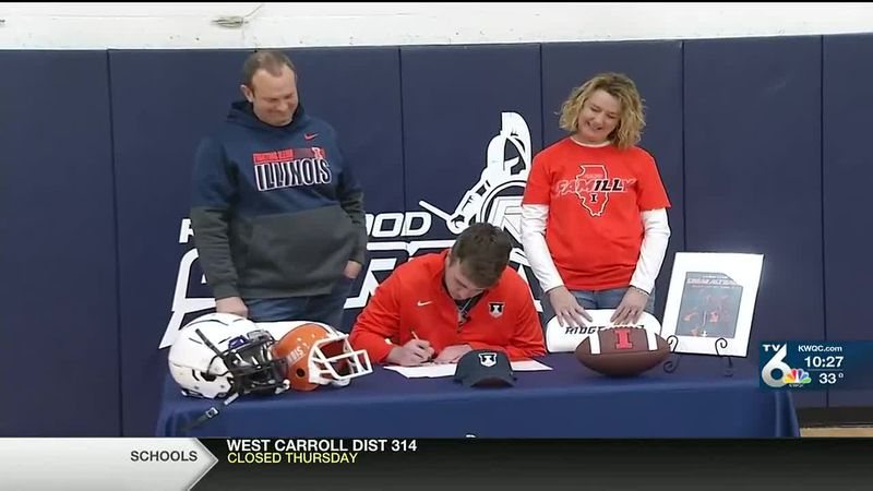 It was a busy National Signing Day in the QCA