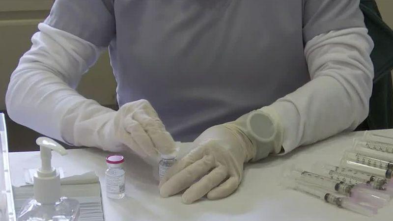 Vaccine distribution causing tension