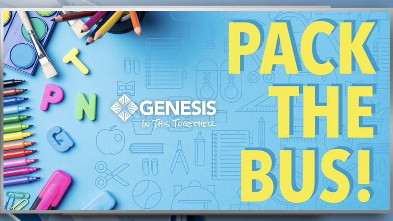 Genesis Health System will be helping Quad City students and their families get back to normal...