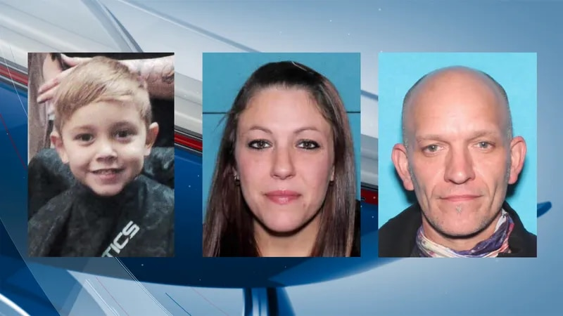 Keil, 46, and Burick, 35, were seen in a silver Honda CRV with damage to the driver side...
