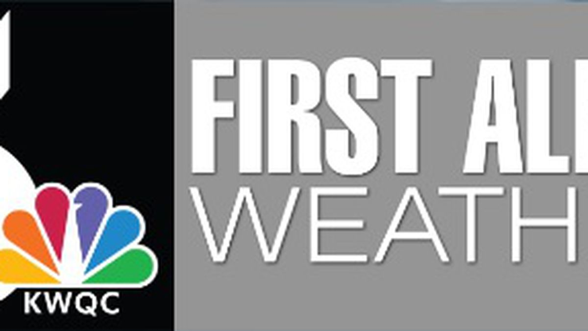 Your latest KWQC First Alert Forecast
