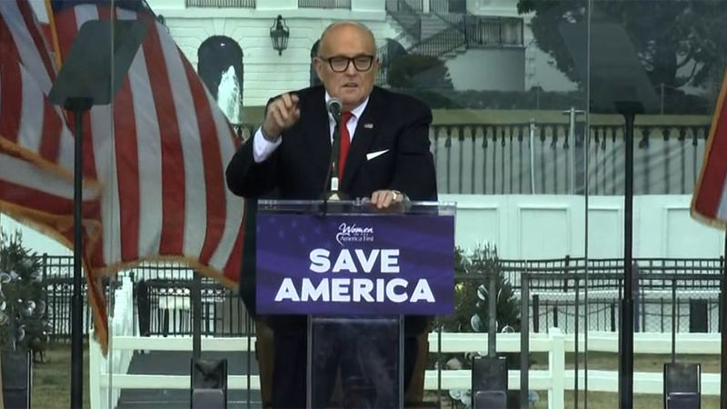Rudy Giuliani is facing possible expulsion from the New York State Bar Association over...