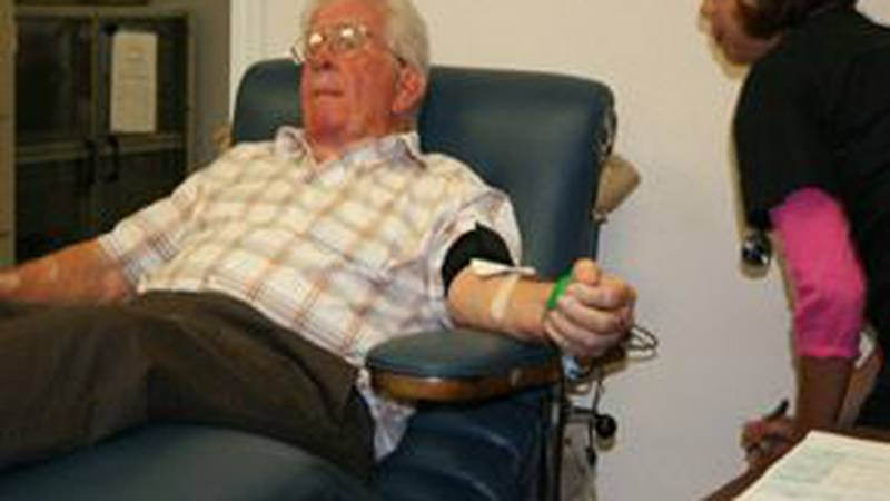 Blood donors need to alleviate critical shortage