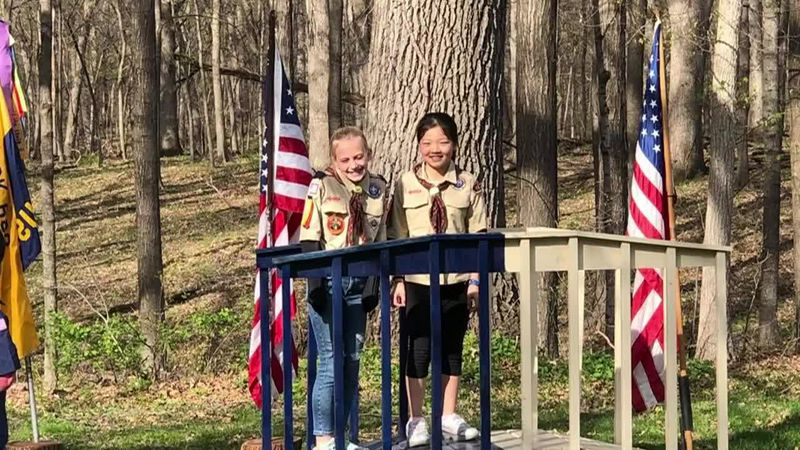 First female members join Scouts BSA in Muscatine