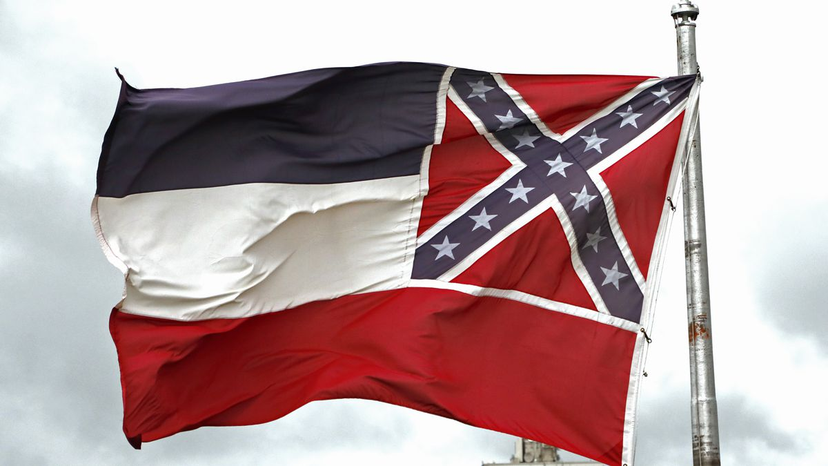 Miss. state flag to be officially retired after 126 years