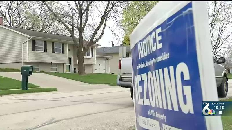 Rezoning now heads to council but needs a super majority.