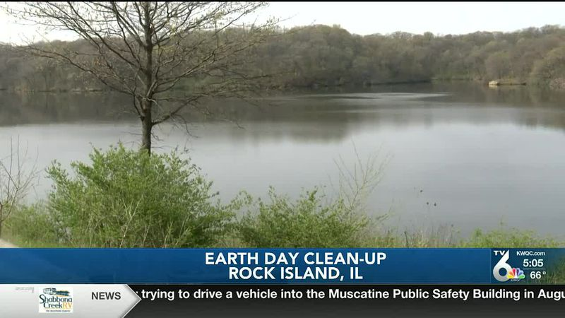 River Action hosts clean up at Loud Thunder