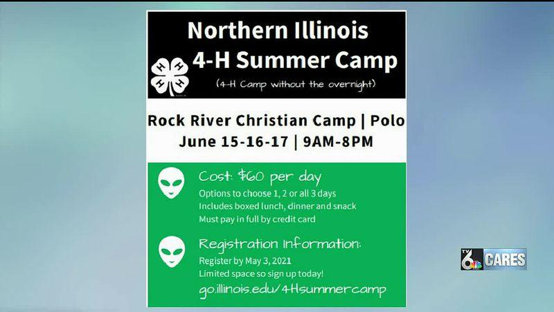 Northern Illinois 4-H Summer Camp