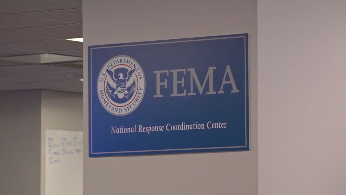 While the Federal Emergency Management Agency is focusing on the coronavirus pandemic, severe weather is striking the Southeast. FEMA Administrator Peter Gaynor discusses how the agency is responding. (Source: Gray DC)