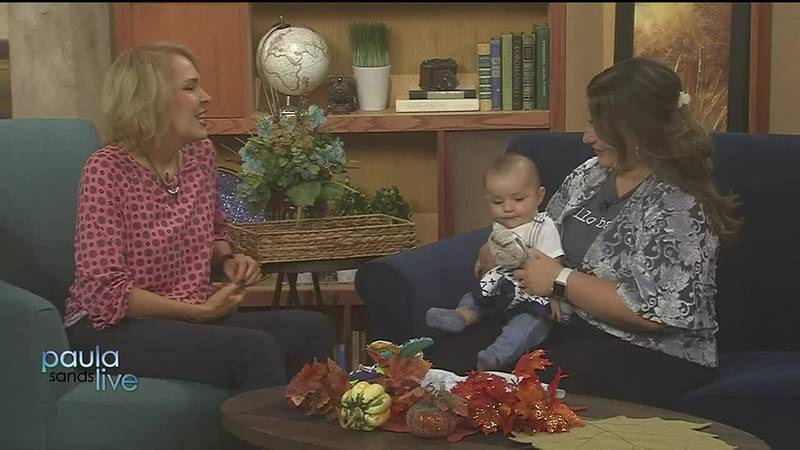 TV6's Jenna Jackson and son, John Parker, join Paula Sands Live to discuss family/work life...