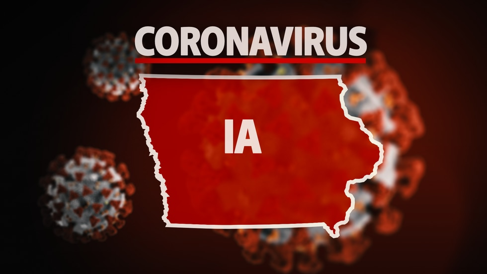 Iowa officials report 4,830 new coronavirus cases, 25 more deaths over 24 hours - KWQC-TV6