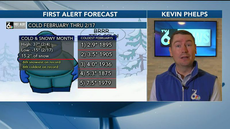 More snow this weekend