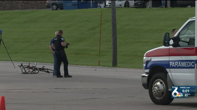 Quad Cities Bicycle Club shares safety tips, honors life of Thursday's fatal hit-and-run victim