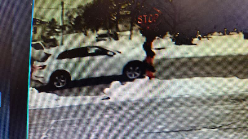 The Dubuque Count Sheriff's Office are asking for the public's help in identifying a suspect in...