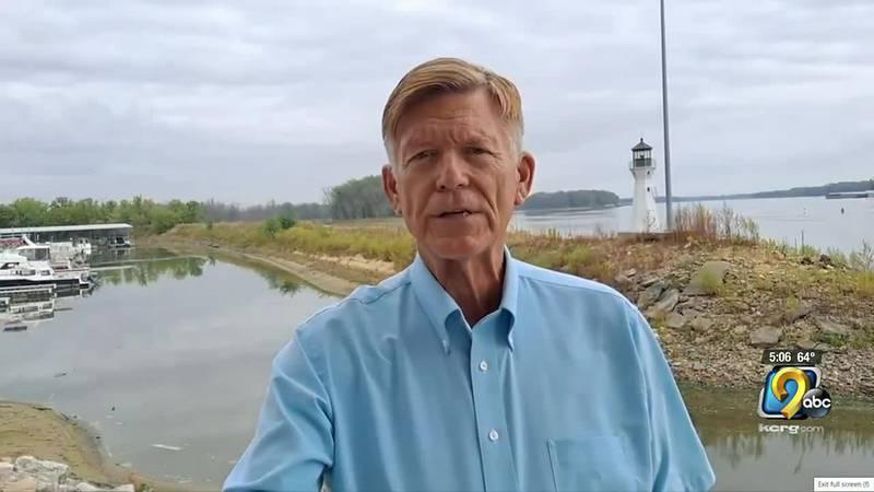 A former Iowa State Representative announced he is running for U.S. Senate against Chuck...
