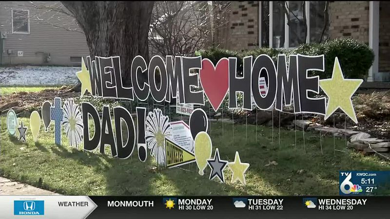 Davenport man comes home after 163 days battling COVID-19