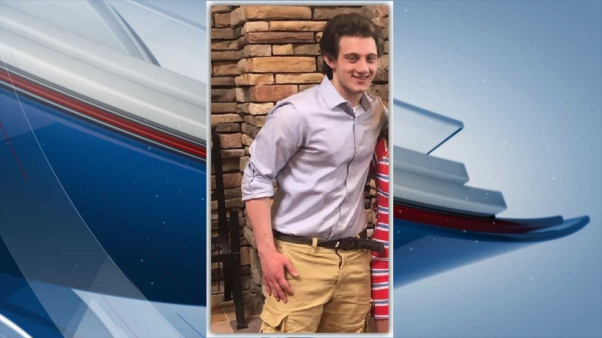 18-year-old Aidan Beckford has not been seen since August 30, when he jumped out of a car passing through a wooded area in McHenry County. (McHenry County Sheriff's Office)