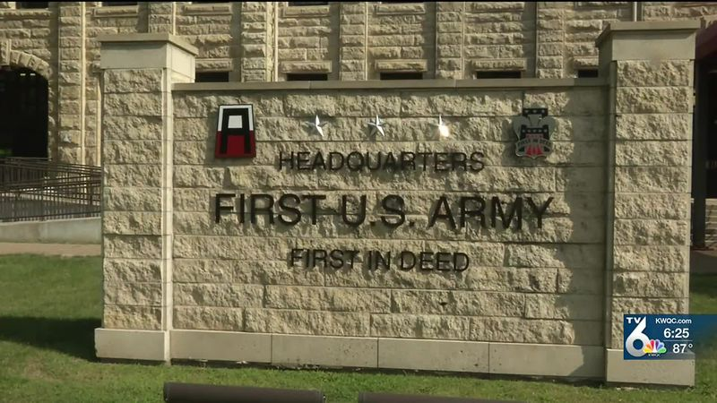 Rock Island Arsenal reflects on First Army 102nd birthday