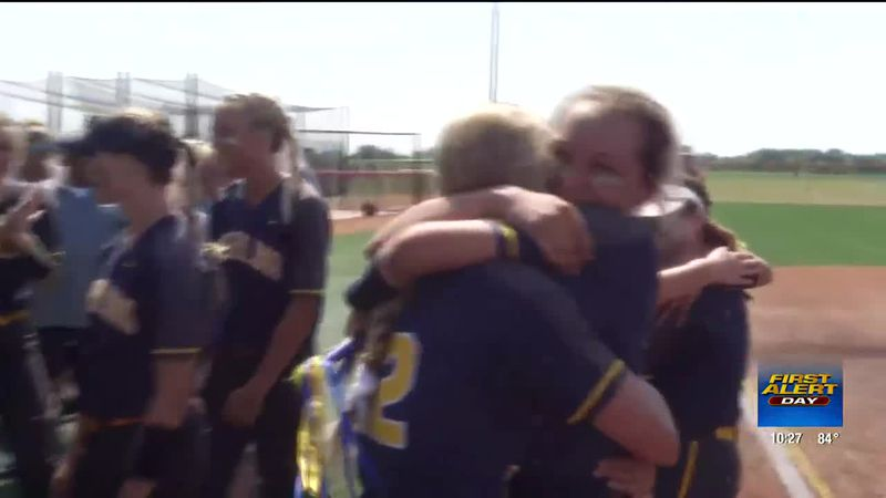Watch highlights from Thursday's high school sports action