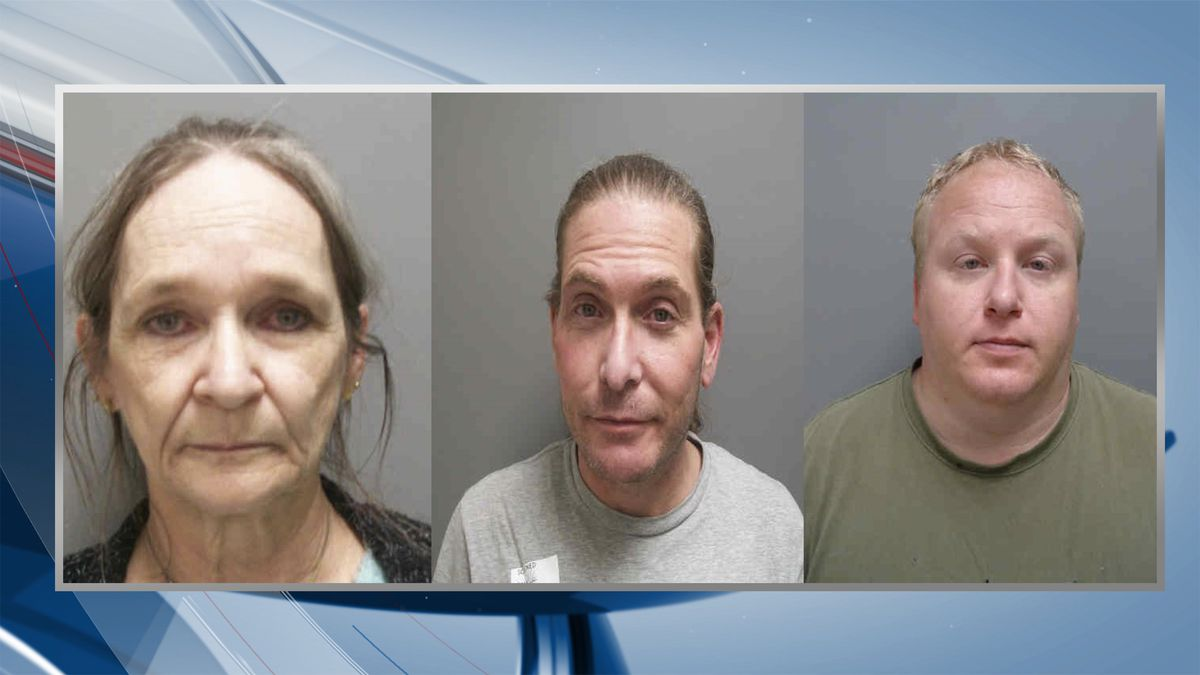 Three people have been arrested in Montrose on felony and misdemeanor drug and weapons charges....