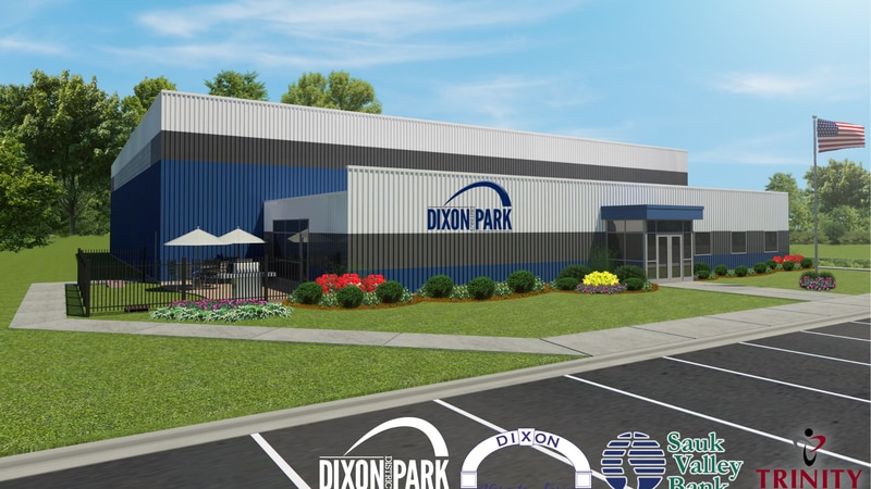 The Dixon Park District approved a $2.9 million facility Wednesday.