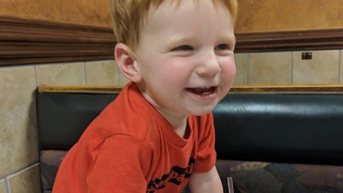 Wade Hosey, a 20-month-old boy with a rare genetic disease, will get a potentially...