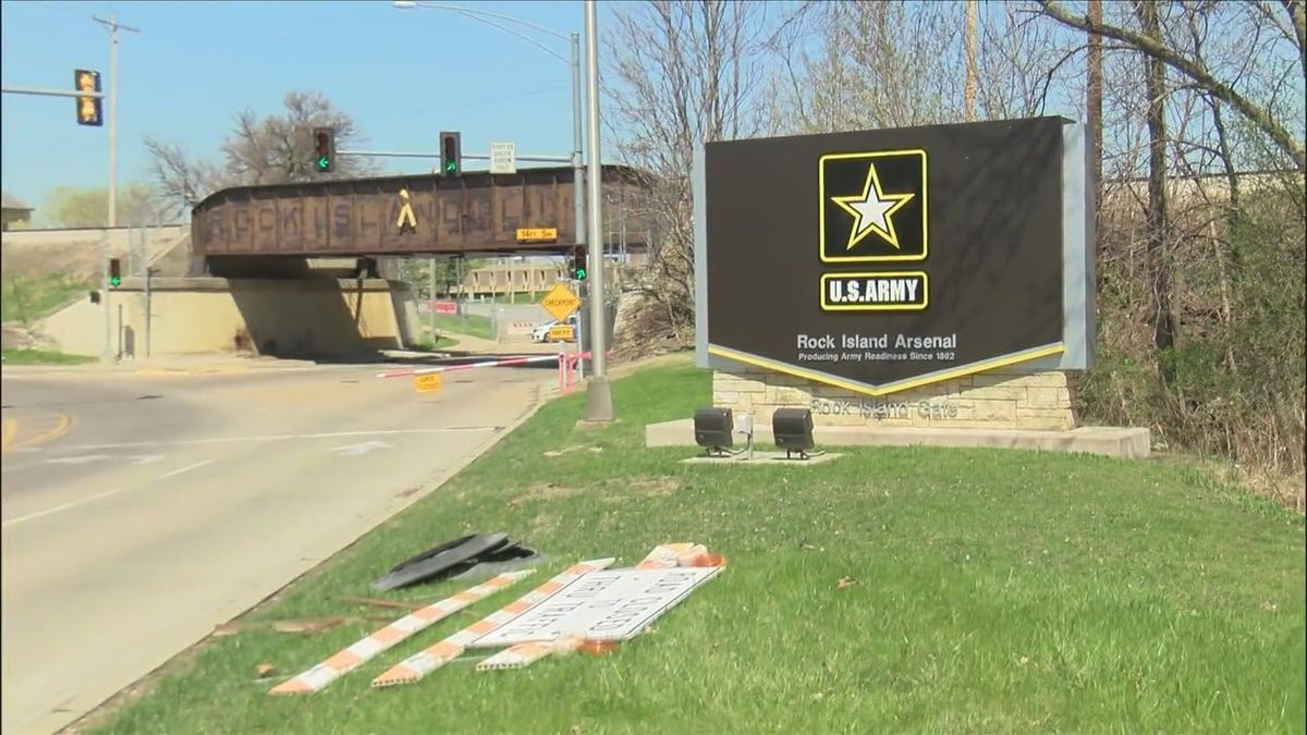 The Rock Island Gate will be closed this week in support of DPW projects. Officials posted to...