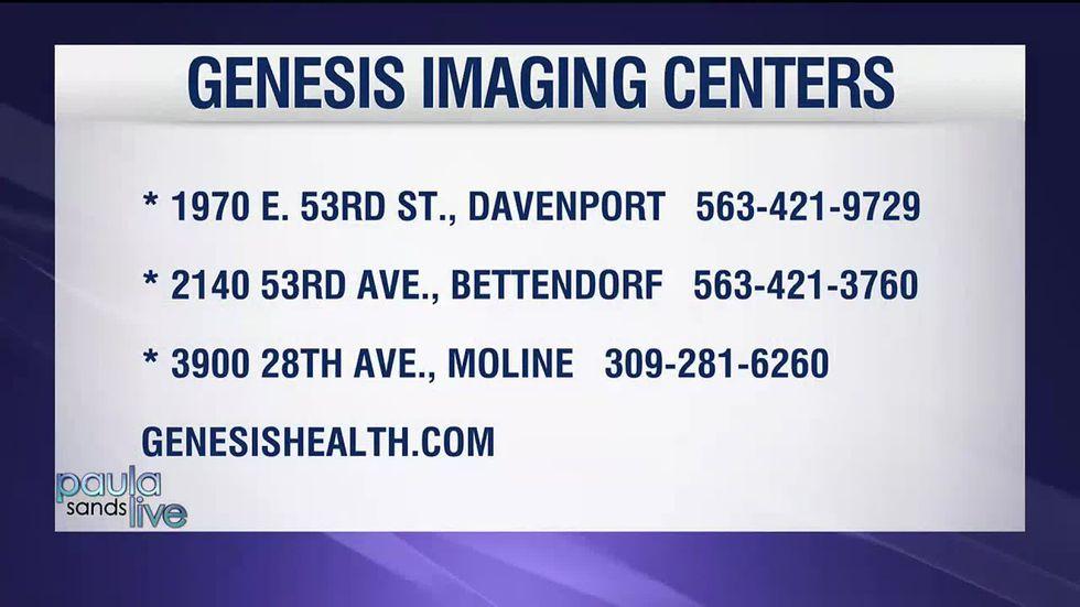 genesis imaging centers pic