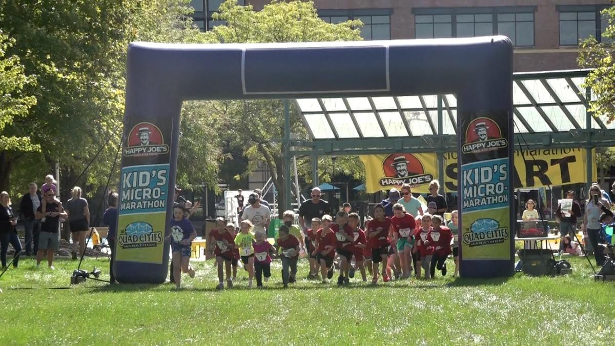 Happy Joe's Kids Micro-Marathon