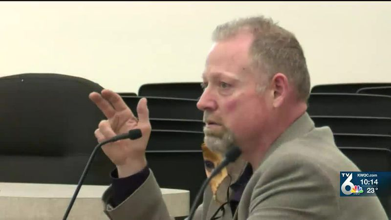Davenport School board holds meeting for crisis response and violence prevention program