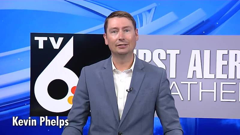 TV6 Meteorologist Kevin Phelps shares his memories of the terrorist attacks on Sept. 11, 2001.