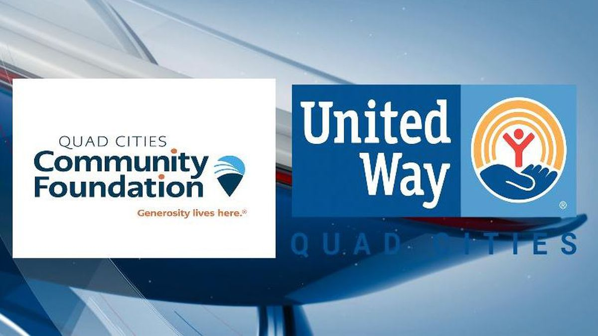 (KWQC/Quad Cities Community Foundation/United Way of the Quad Cities)