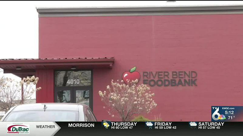 River Bend Food Bank opens second branch in Galesburg