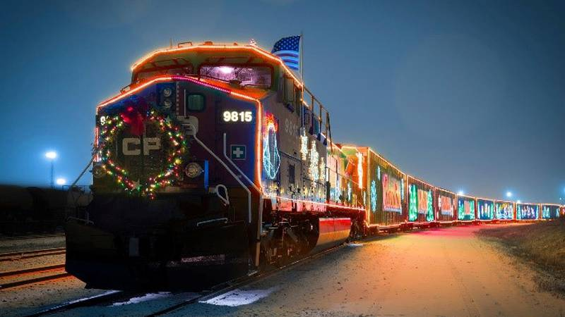 The popular holiday train will take the year off because of the ongoing Covid-19 pandemic