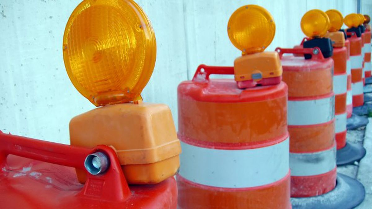 Work to reconstruct an intersection that will have a portion of Washington and Park closed in...