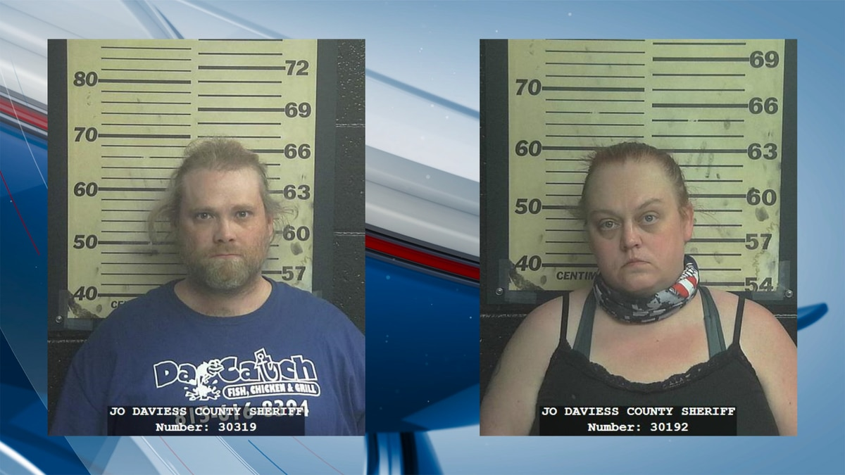 Meyers, 35, is being charged with first-degree murder, while Heidenreich, 39, is being charged...