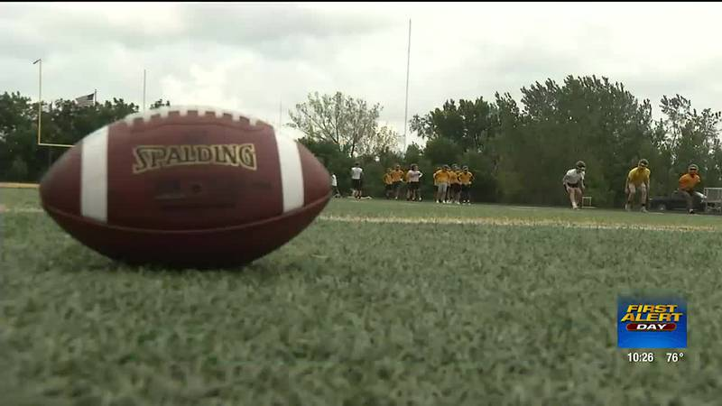 The Bulldogs have great expectations for the upcoming football season