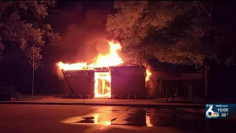 Mercer County Catholic community looks to adapt after church catches fire