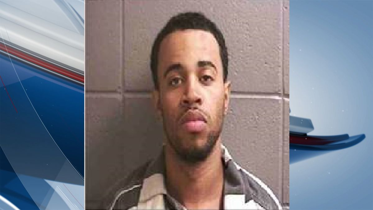 Police arrested Andre L. Peat, 29, in Sterling.