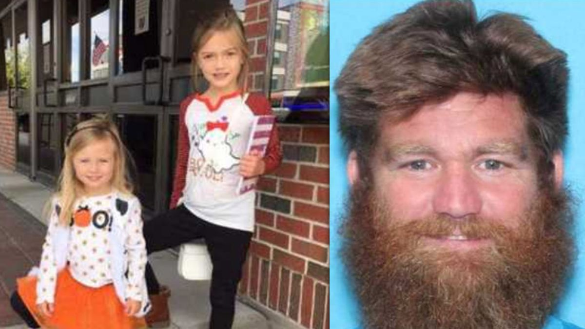 AMBER Alert issued for two missing children from Leavenworth, Kansas.