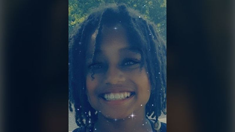 Breasia Terrell, 10, of Davenport, who was reported missing on Friday, July 10, 2020.