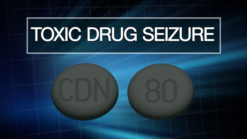 Agents report a rise in cocaine and fentanyl seizures in Iowa.