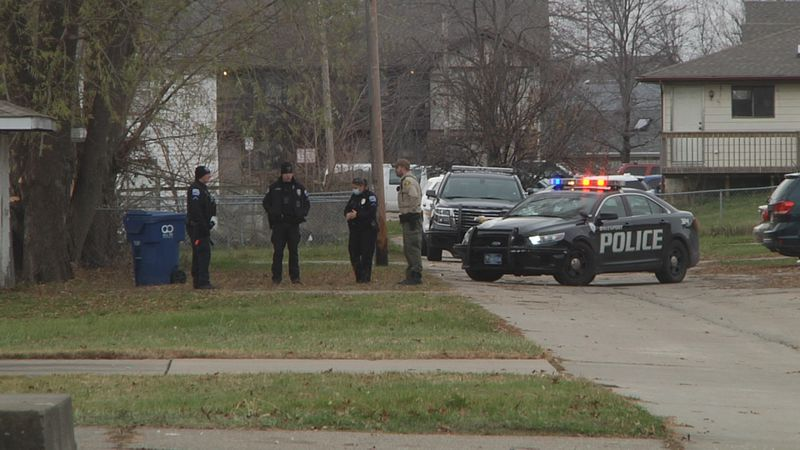 Davenport respond to call of shots fired in area of W 61st Street
