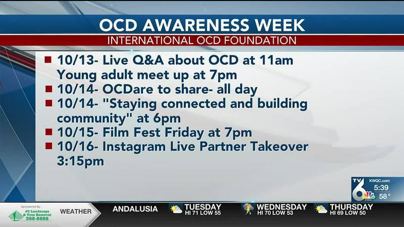 OCD Awareness Events