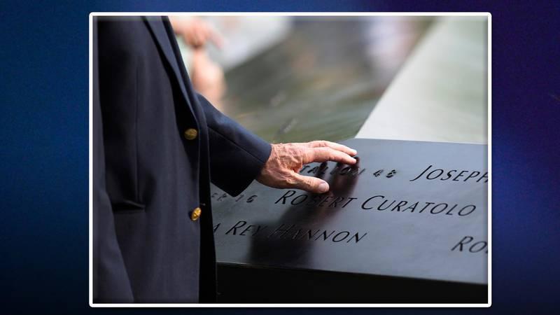 National September 11 Memorial in New York City.