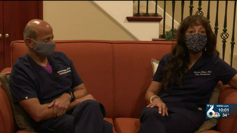 Bettendorf Doctors share their experience after receiving 2nd COVID Vaccine shot