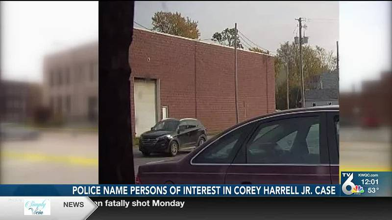 The Moline Police Department on Wednesday released the names of three persons of interest in...