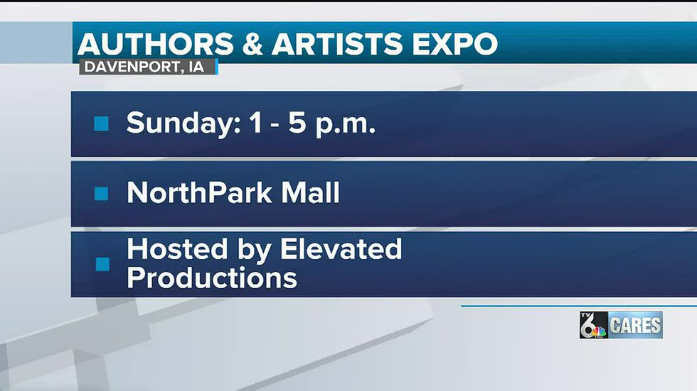 Authors and Artists Expo