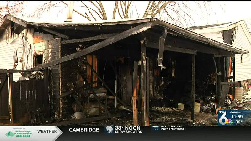 4 people transported to hospital after Bettendorf house fire
