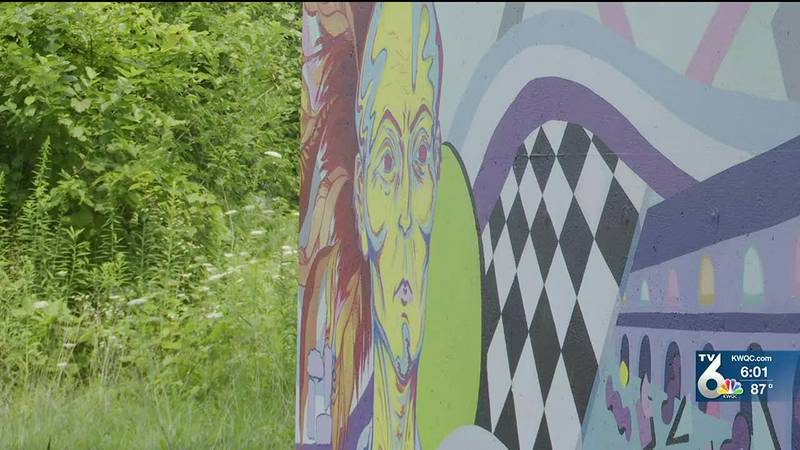 Renew Moline presents plan for public art in downtown Moline